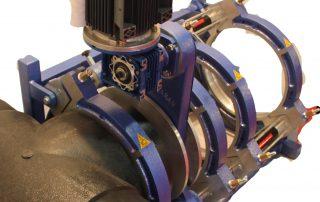 دستگاه جوش ۴٠٠ هیدرولیک بارینکو