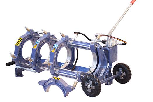 دستگاه جوش ۲۵۰ هیدرولیک دستی