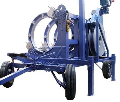 دستگاه جوش ۸۰۰ هیدرولیک