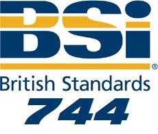 استاندارد BS744 روش آزمون تعیین مقاومت ضربه