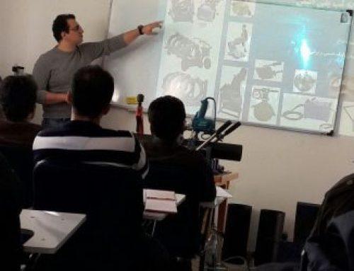 برگزاری کارگاه آموزش جوش در قزوین